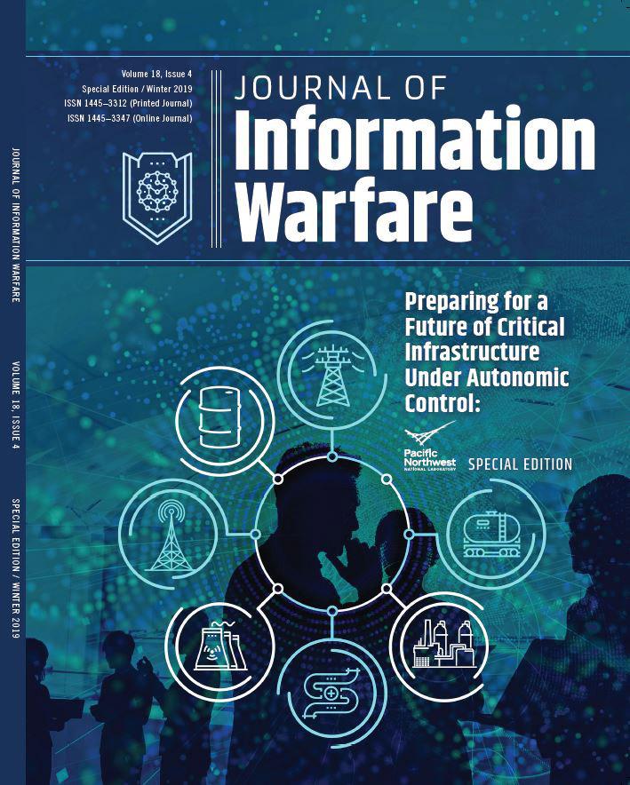 Volume 18, Issue 4 | Journal of Information Warfare