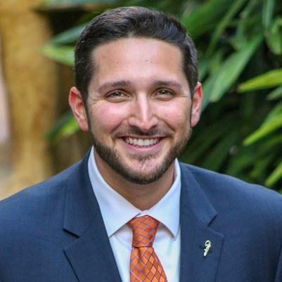 Photo of Dr. Phillip Arceneaux