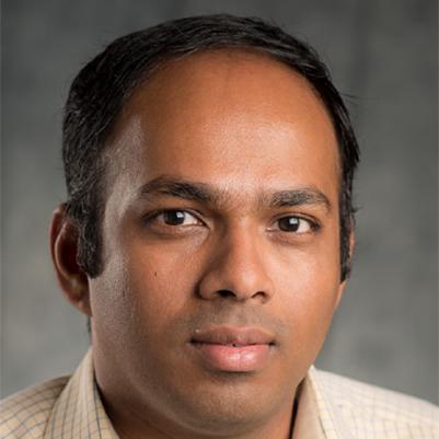 Photo of Dr. Aditya Ashok