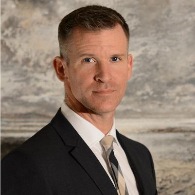 Photo of Colonel Brad Boyd, U.S. Army