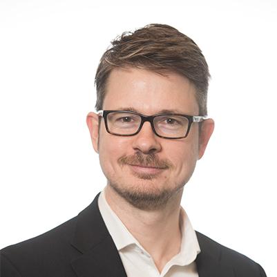 Photo of Dr. Cory Fallon