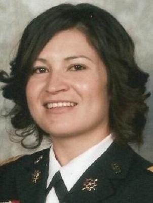 Photo of Captain Maribel Cisneros