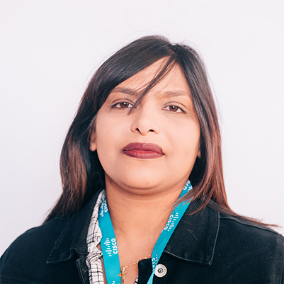 Photo of Dr. Trishana Ramluckan
