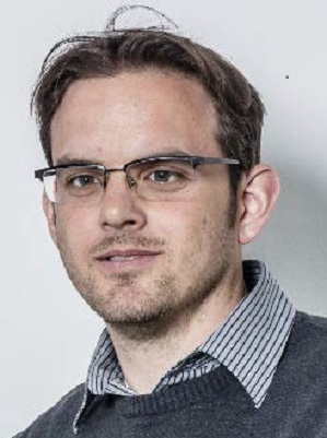 Photo of Dr. Florian Skopik