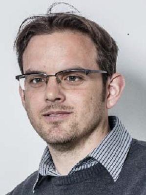 Photo of Dr. Florian Skopik