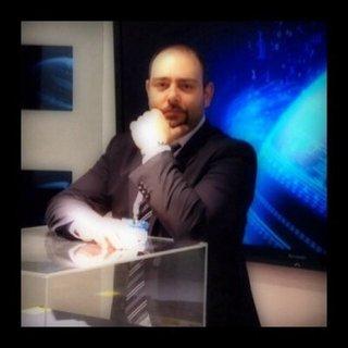 Photo of Dr. Grigorios Fragkos