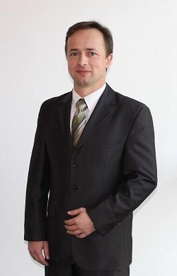 Photo of Dr. Krzysztof Węcel
