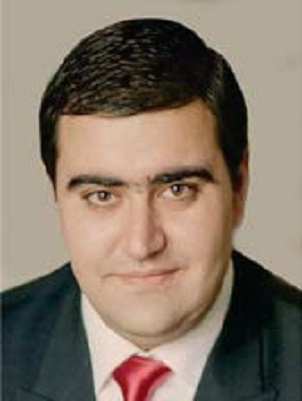Photo of Dr. Mamikon Margaryan