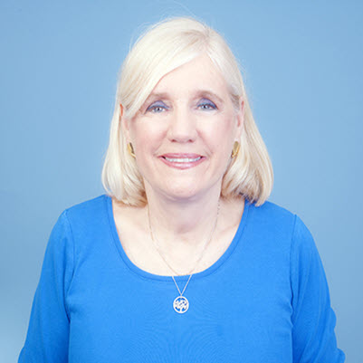Photo of Professor Virginia Greiman