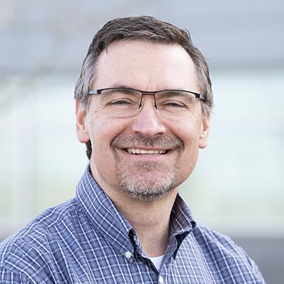 Photo of Mark Hadley