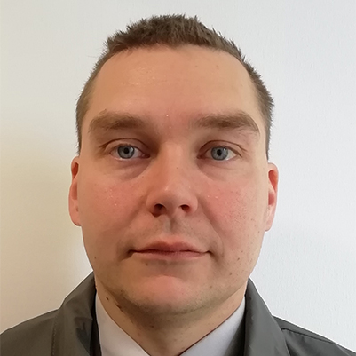 Photo of Captain (Eng.), Adj. Prof., Dr. Juha-Pekka Nikkarila