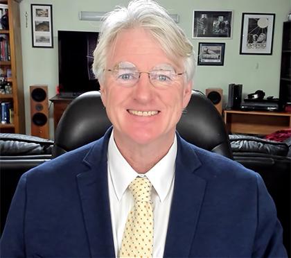 Professor Dale Stephens