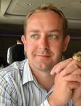 Photo of Professor Nathan Clarke
