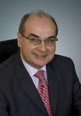 Photo of Professor Witold Abramowicz