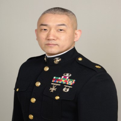 Professional Photo of Major Adam Yang