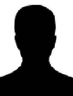 silhouette image of Rhett Smith